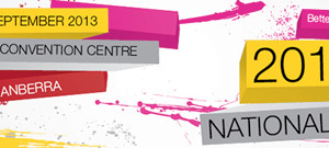 See you at Comcare's 2013 National Conference – 18th & 19th September 2013