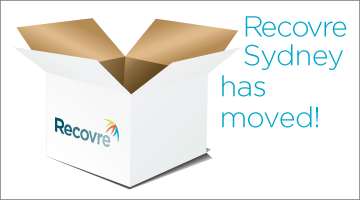 Recovre Sydney has moved!